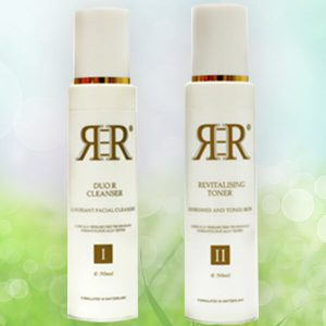 R3R Duo R Cleanser I + R3R Revitalizing Toner II